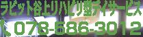 ラビット谷上リハビリ型デイサービス078-586-3012